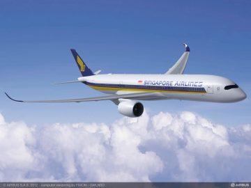 Singapore Airlines akan Merilis Penerbangan Terjauh di Dunia