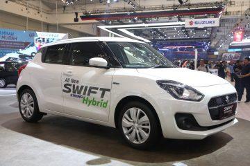 Suzuki All New Swift Strong Hybrid