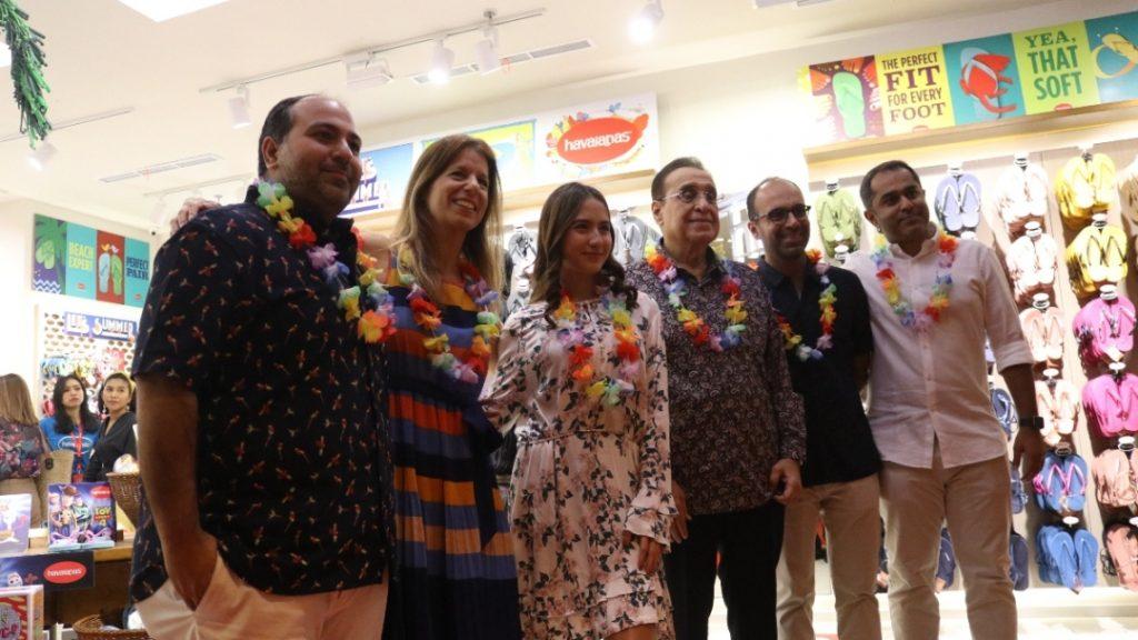 Geraiflagshippertama Havaianas di Jakarta hadir di Grand Indonesia