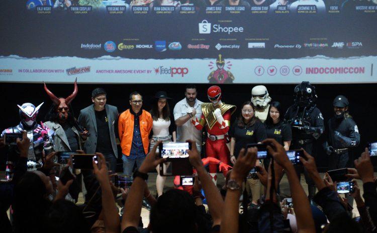 Shopee Indonesia Comic Con