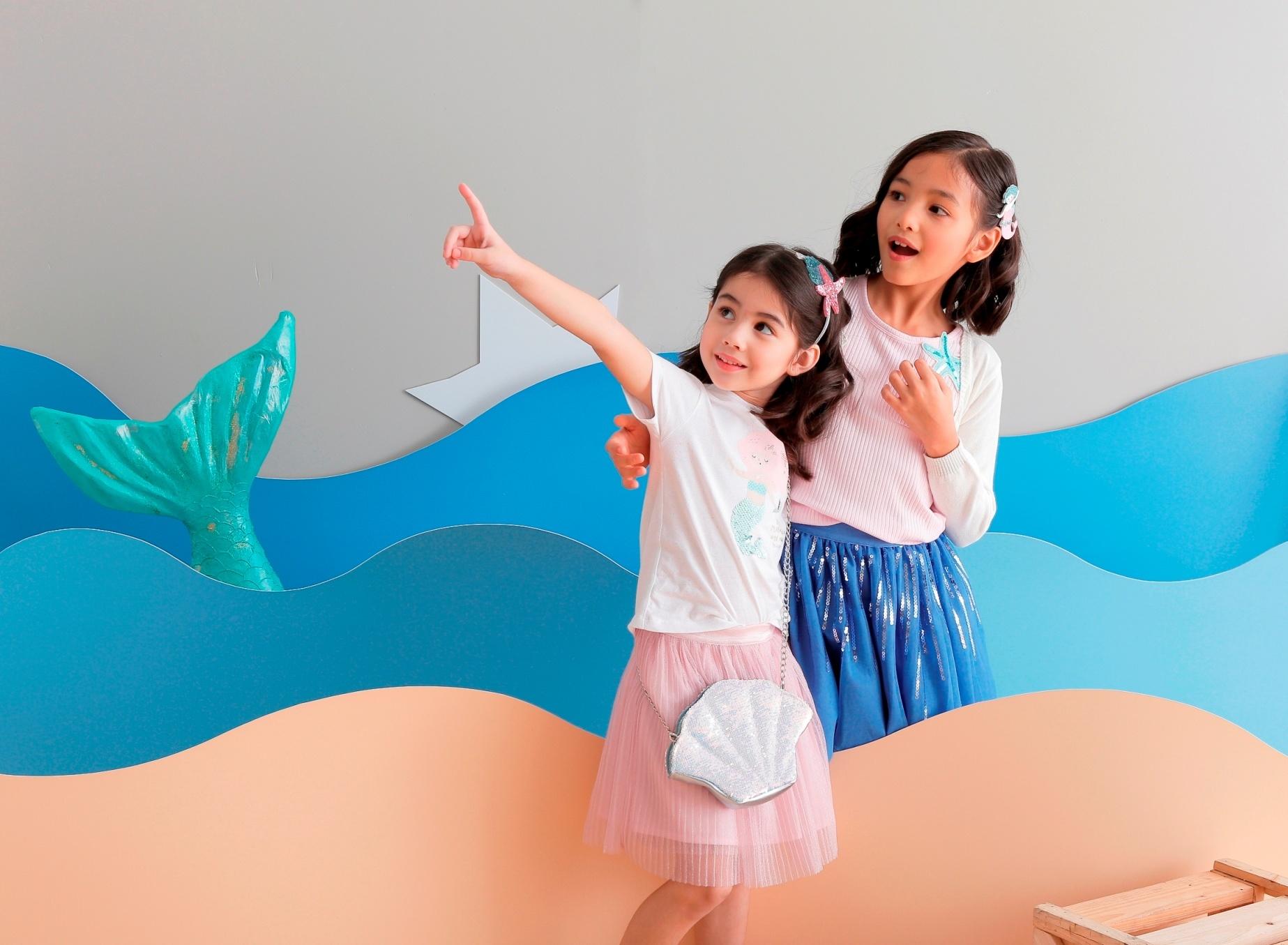 Pakaian Anak Mermaid Collections