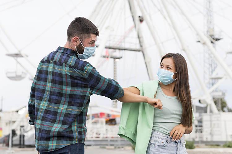 hangout saat pandemi