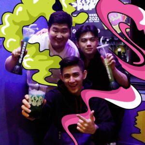 Tantular Cafe Frozen beverage Skeedipop